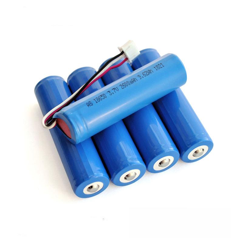 UL2054/CB/KC/UN38.3/MSDS Cấp Giấy Chứng <span class=keywords><strong>Nh</strong></span>ận Có Thể Sạc Lại 3.7 V 2600 MAh 9.62wh 18650 Lithium Ion <span class=keywords><strong>Pin</strong></span>