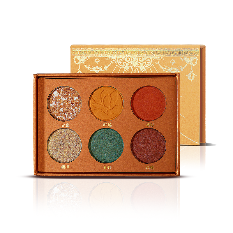 High Quality Private Label Wholesale 2020 Best Selling ODM Custom Eyeshadow Palette Cosmetics