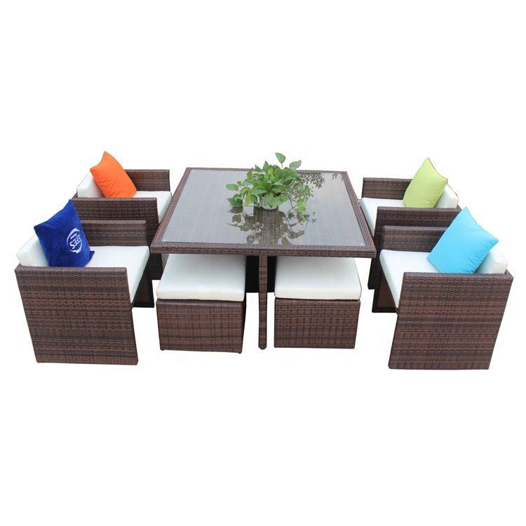 Mesas de Patios de mesa y silla conjunto Mesas e Cadeiras de la silla de <span class=keywords><strong>Comedor</strong></span> <span class=keywords><strong>Ratan</strong></span> muebles de ratán Johor Bahru