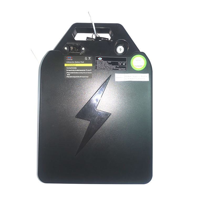 Electric Scooter 60V 12Ah Lithium Ion Underseat Batteries From European Warehouse Fast Shipment