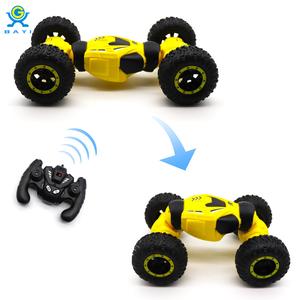 2.4G Gesture Sensor 3CH Drift Stunt RC Car 360 Degree Roll Flip Robot Toy Exotic
