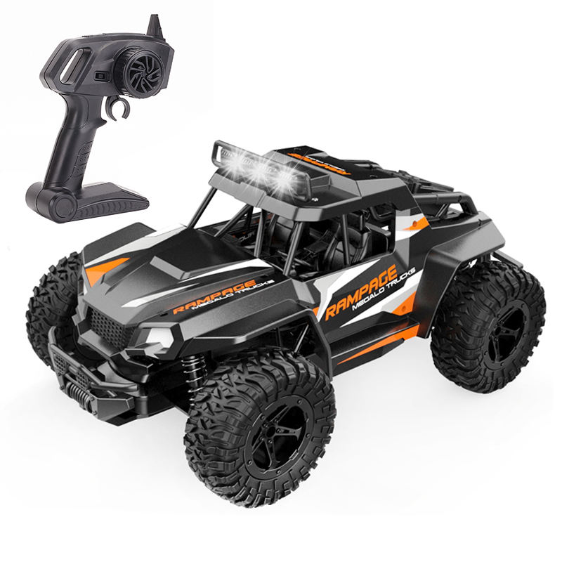 Высокоскоростные игрушечные машинки и грузовики для мальчиков ZIGOTECH 1:14 20 км/ч