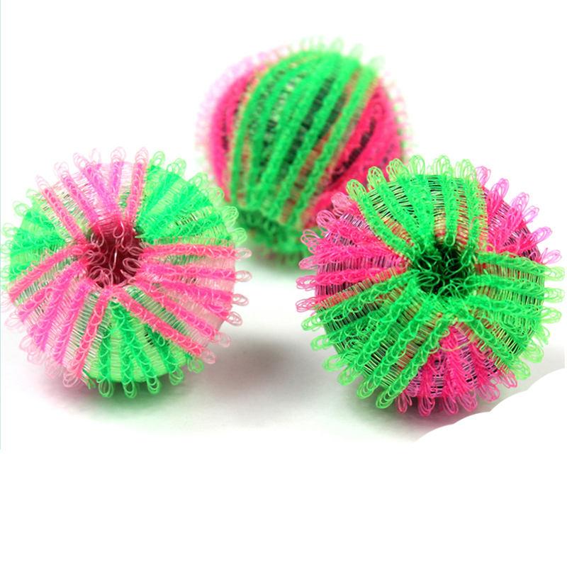 Fábricas para venda na china 100% eco esfera de lavagem bola de plástico de limpeza barato