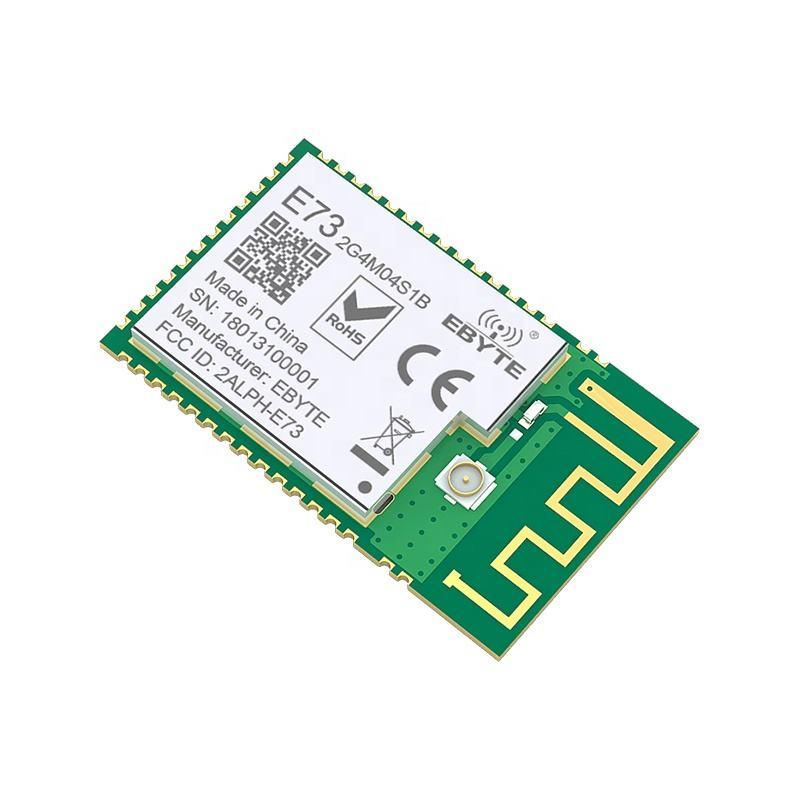 E73-2G4M04S1B низкая MOQ РФ Nordic nRF52832 UART PCB BLE 5,0 bluetooth низкой энергии беспроводной модуль