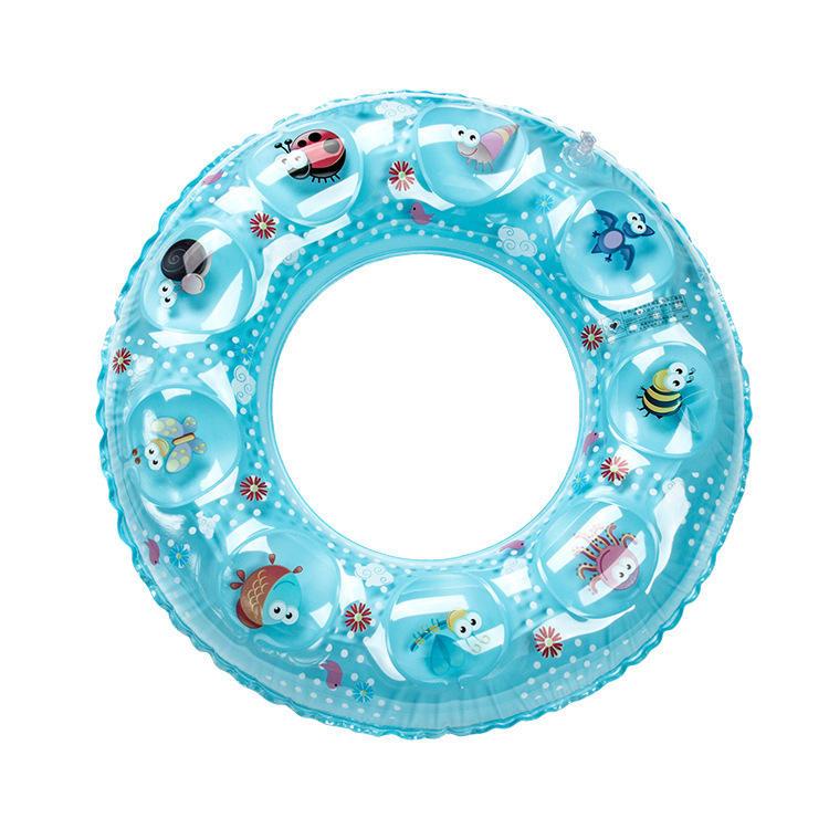 2020 nuevo estilo nadar anillo de moda nadar colorido <span class=keywords><strong>inflable</strong></span> de pvc anillo de natación para adultos
