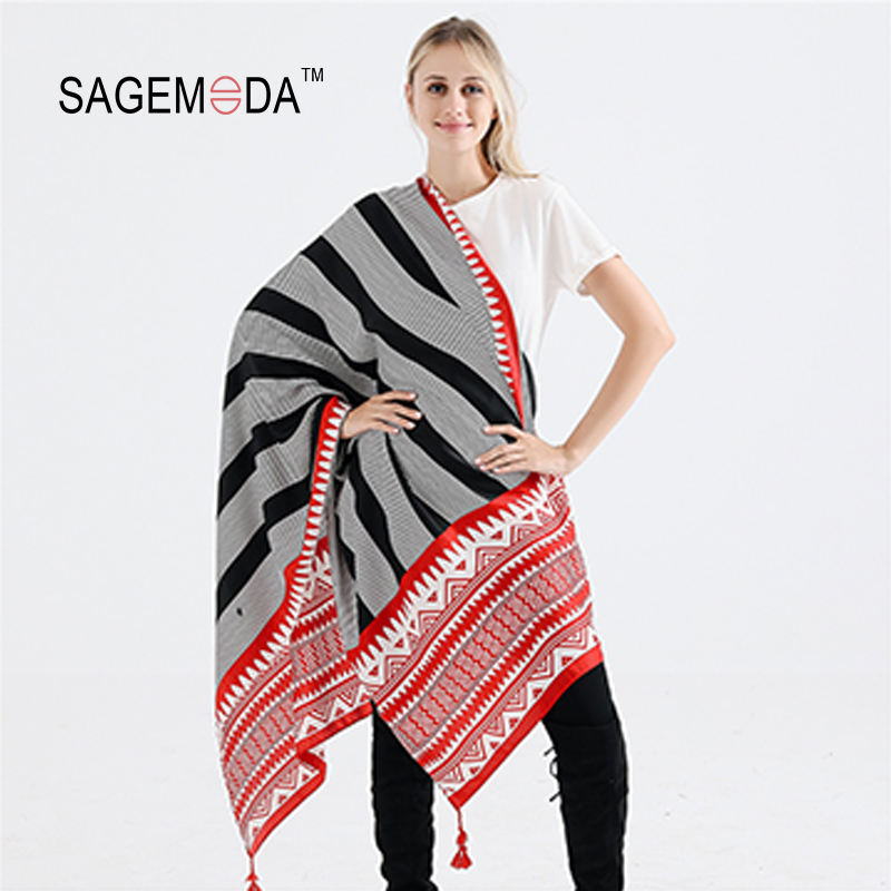 Nach Schals Druck Ausgezeichnete Silk Schal 100% Polyester Muslimischen Hijab