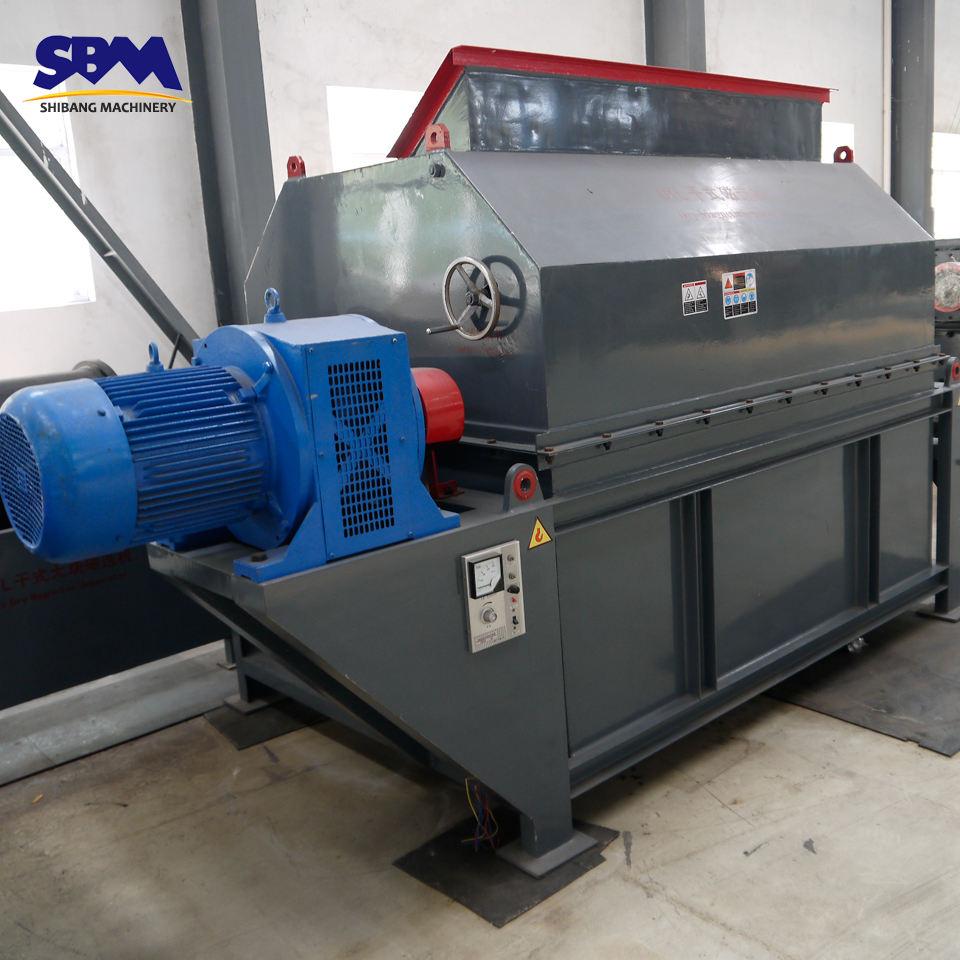Proveedor Chino de concentrado de cobre planta mineral de cromita de equipo de procesamiento de
