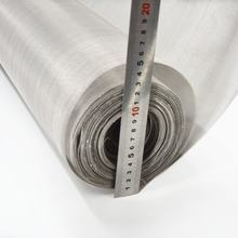 Standard manufacturing technique Stainless Steel Wire Mesh 304/ 316L Printing Wire Mesh Roll