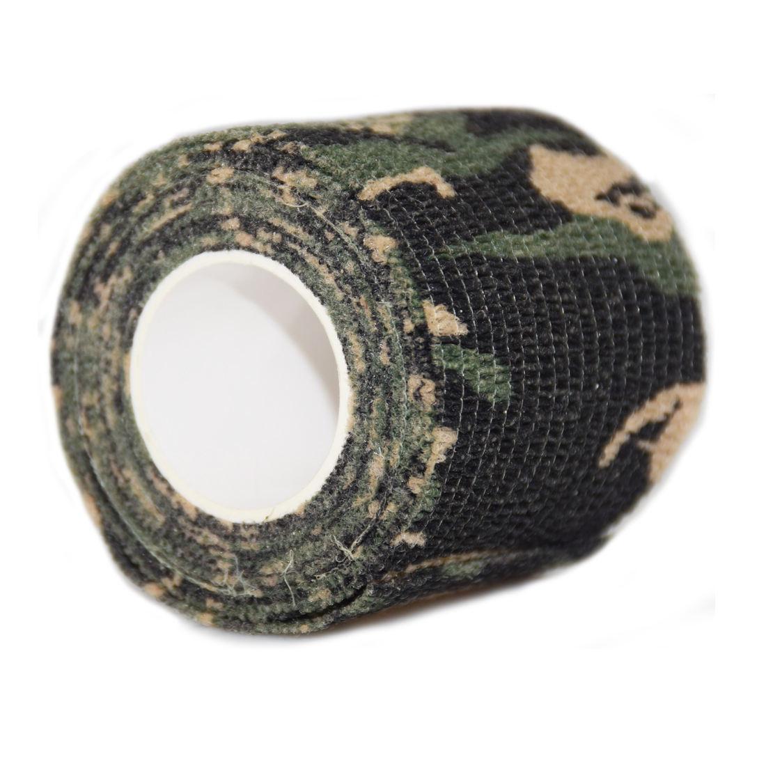 EONBON muestras gratis militar de tela de algodón de auto-adhesivo de <span class=keywords><strong>camuflaje</strong></span> <span class=keywords><strong>cinta</strong></span> de tela