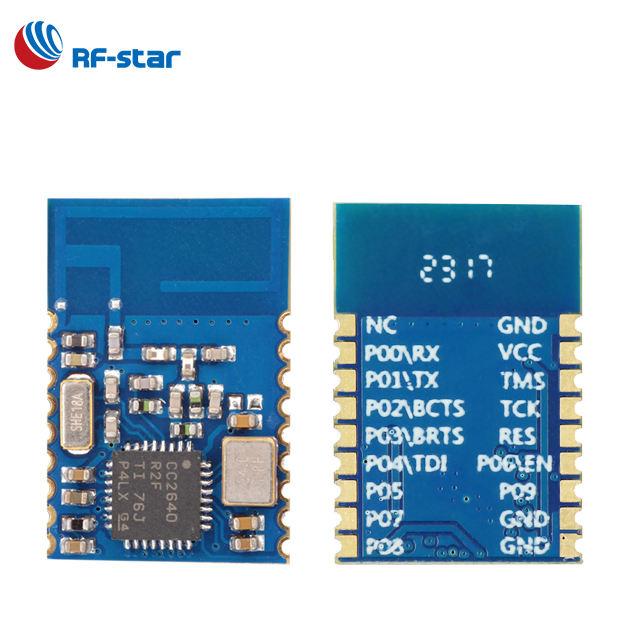 Низкое энергопотребление Bluetooth 5,0 CC2640 UART модуль BLE