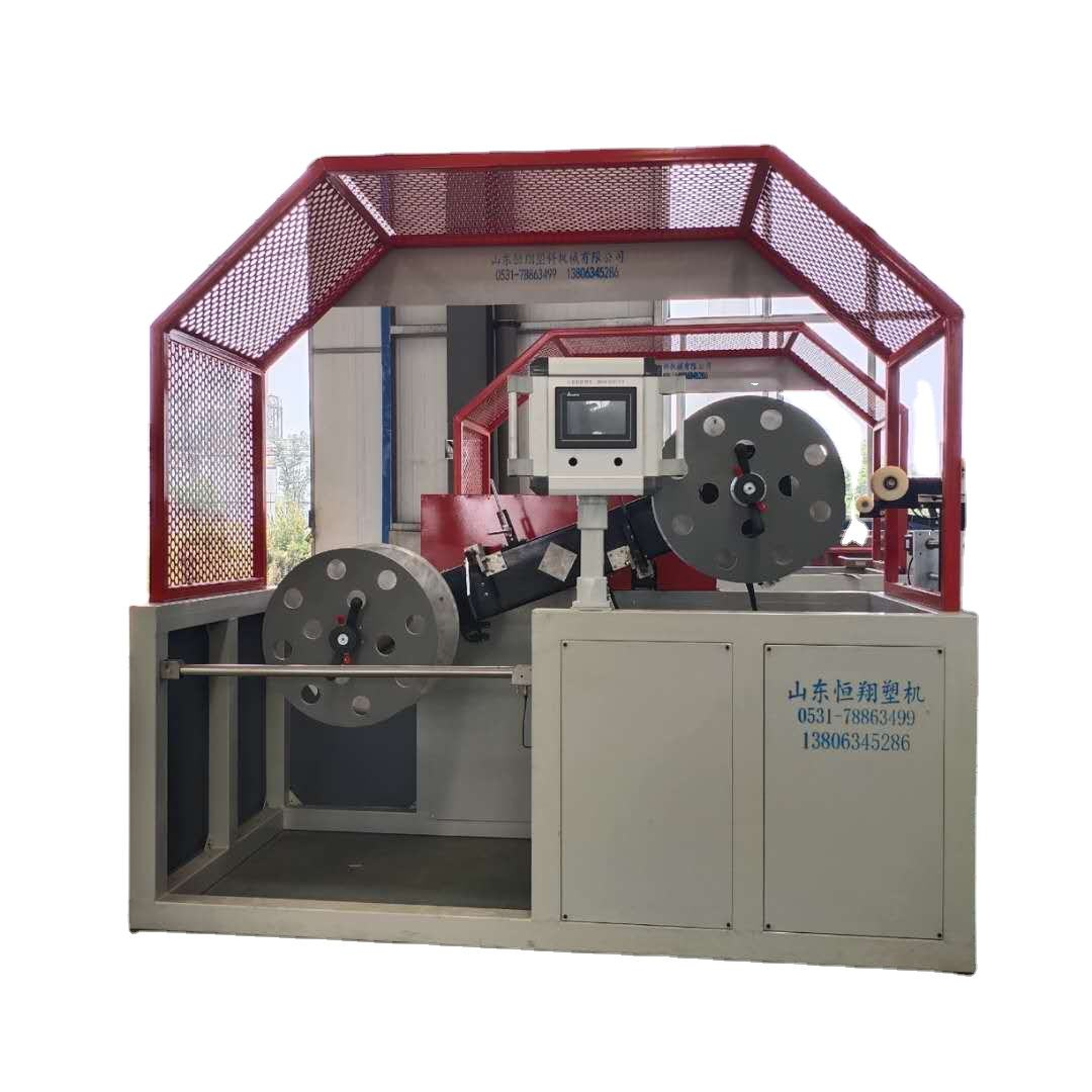 200 meters per min Inlaid flat emitter drip tape making machine for farmland factory price