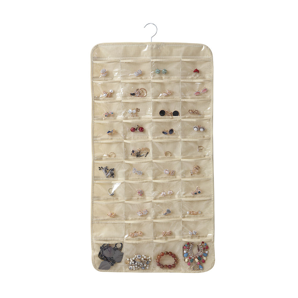 portable hanging jewelry organizer
