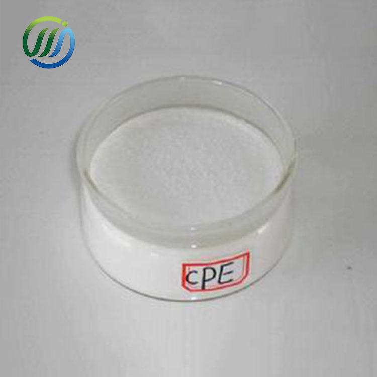 البلاستيك تأثير <span class=keywords><strong>معدل</strong></span> المكلورة البولي ايثيلين مسحوق CPE135A