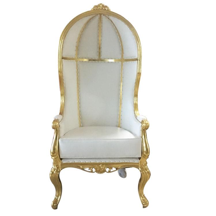 이탈리아 왕좌 체인 골드 다시 이벤트 <span class=keywords><strong>정품</strong></span> 가죽 레저 럭셔리 웨딩 왕과 여왕 의자