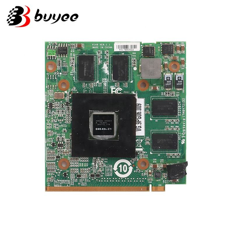 9500M 9500 GT 512MB GDDR3 MXM 3 III G96-7 Video Card For Acer 8920 8920G 8930 Graphics Card Nvidia GeForce