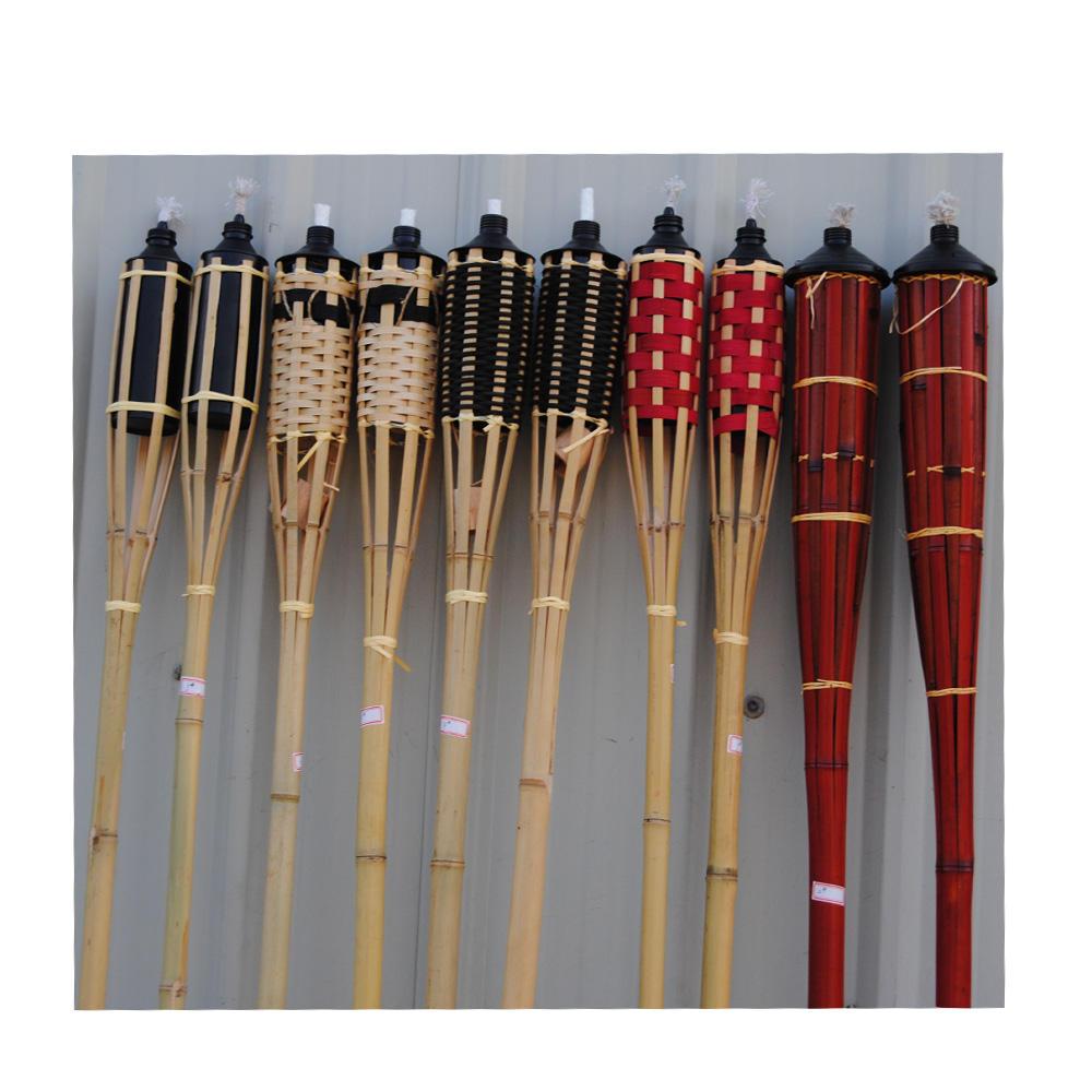 Di alta qualità colorful flessibile di giardino di bambù della <span class=keywords><strong>torcia</strong></span>