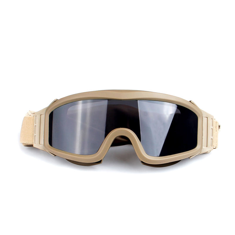 2020 OBAOLAY High Impact PC Lens Protective tactical eyewear for Hunting Paintball Army Combat Outdoor Sport Games Glasses