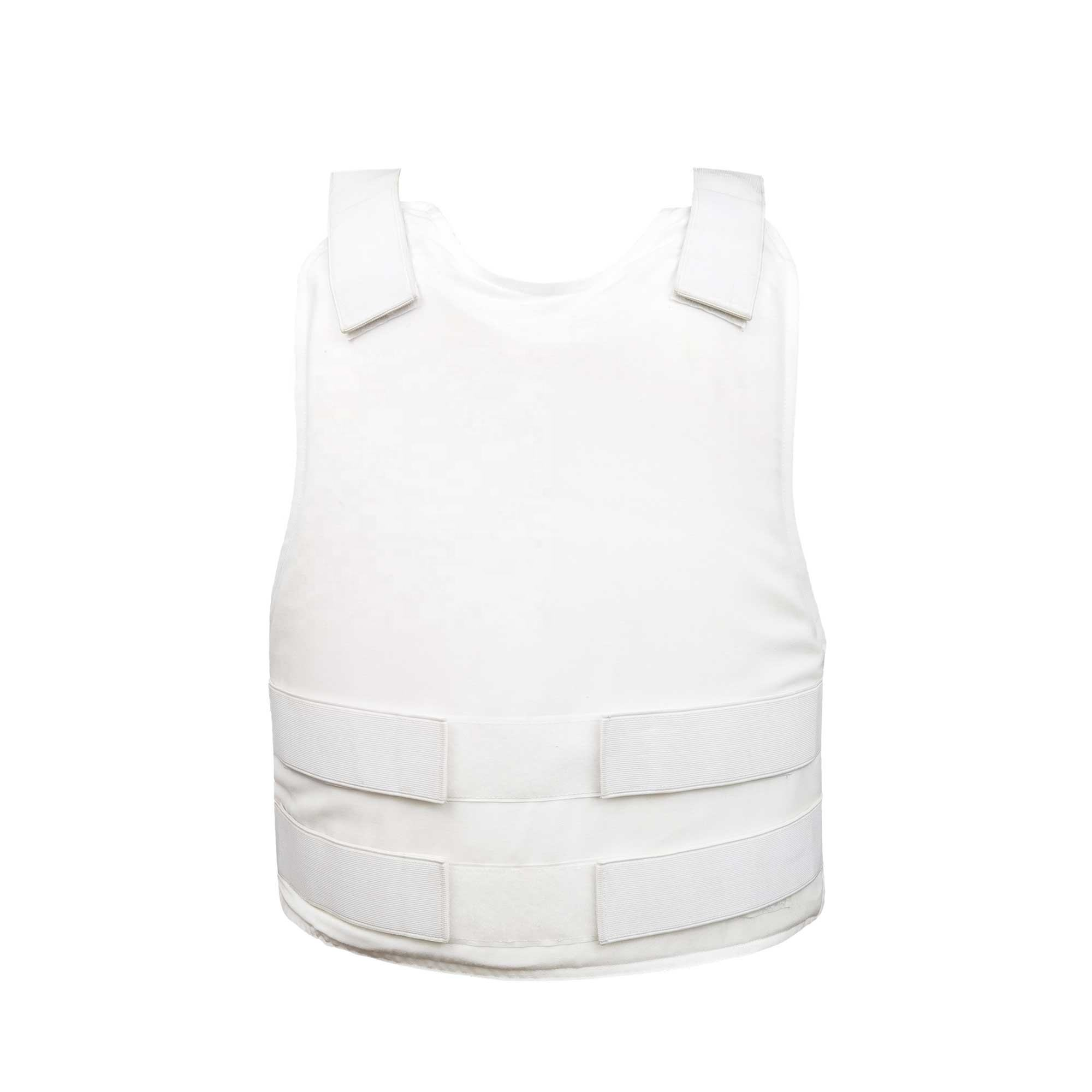 Doublesafe Wholesale Custom fashion tactical light weight army combat concealable stab proof NIJ IIIA bullet proof vest for men