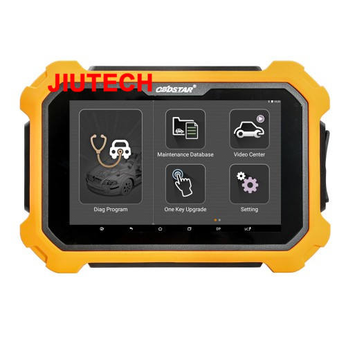 OBDSTAR X300 DP Plus X300 PAD2 A/B/ C Package Full Version 8inch Tablet Support ECU Programming and forToyota Smart Key With P00