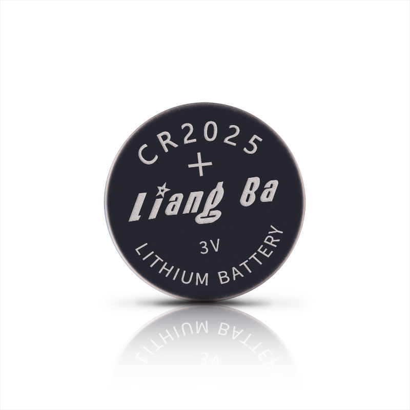 Factory Supply CR2025 Button Batteries Coin Cell Battery cr2025 For Remote Control