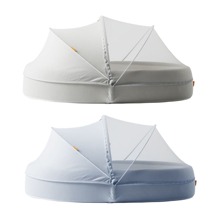 Рюкзак-трансформер, сумка-колыбель для сна, плетеная, портативная, для новорожденных, детская кроватка-гнездо
