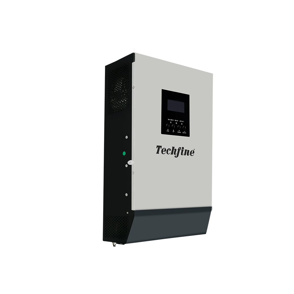 Techfine-<span class=keywords><strong>inversor</strong></span> solar híbrido fuera de <span class=keywords><strong>la</strong></span> <span class=keywords><strong>red</strong></span>, 24v, 2kva, 2 kw, 2,5kw