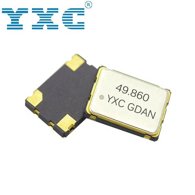 7050 20PPM 3.3V <span class=keywords><strong>SMD</strong></span> <span class=keywords><strong>49</strong></span>.860MHz Oscillateur À Quartz <span class=keywords><strong>49</strong></span>.86MHz