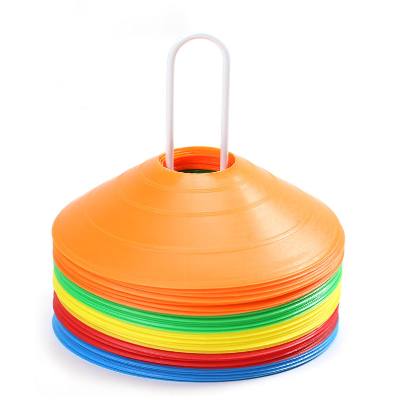 Disc Cone Set Cones With Plastic Carrier To Take It With You Everywhere