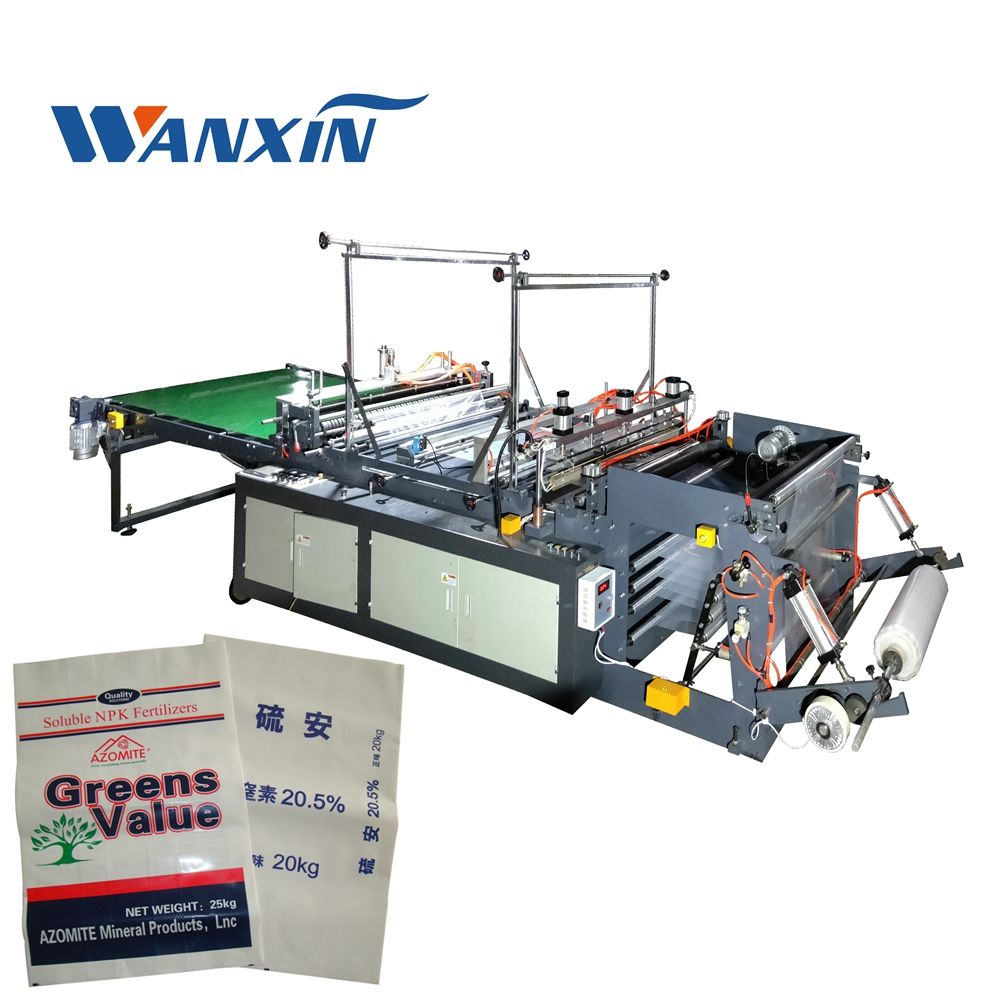 Factory Supply Heavy Duty Laminated Materials Pouch Making Machinery