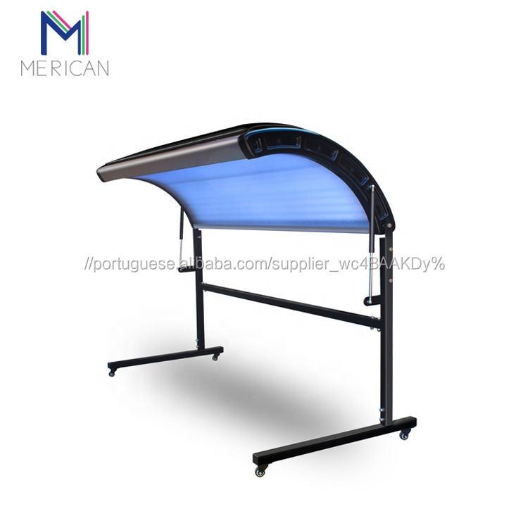 solário cama de bronzeamento curtimento Copa com o Alemão Cosmedico UV lâmpada ultravioleta 1200 W para o bronzeado da pele spa