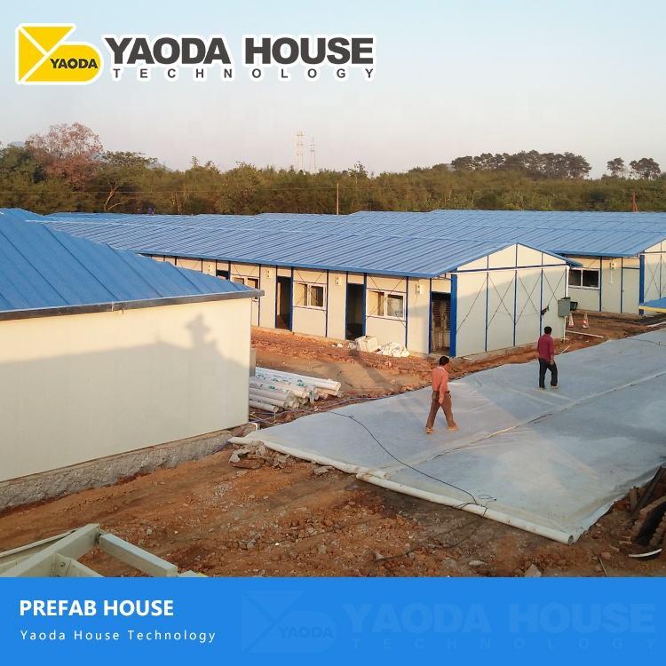 조립식 집 샌드위치 panel price/조립식 강 structure building 준비가 made 집 에 인도