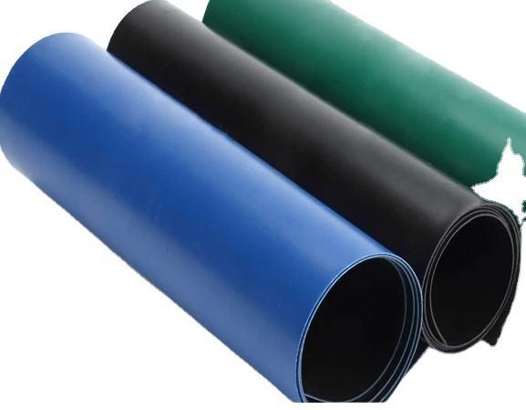 Forro impermeável da lagoa da geomembrana plástica americana do padrão 2.0mm