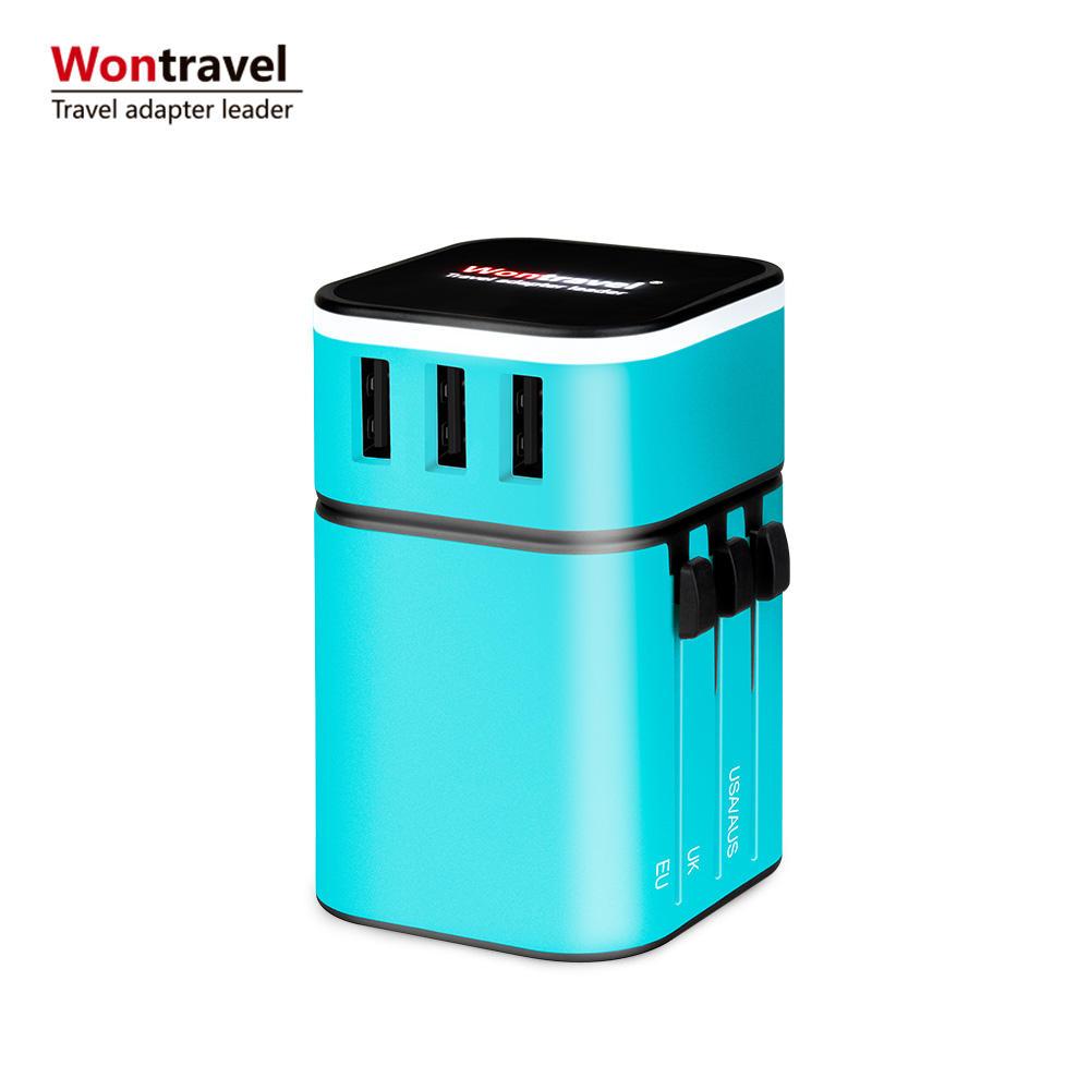 Presentes para homens 5v 2.5a adaptador de energia adaptador de viagem universal de viagem de carregamento especial presente
