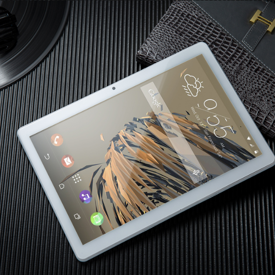 Tablet 10.1 Inch Android Tablet 3G Telefoongesprek Android 7.0 <span class=keywords><strong>Google</strong></span> <span class=keywords><strong>Play</strong></span> Metalen Body Dual Sim-kaart Ce Band wifi Gps 10 Tablet