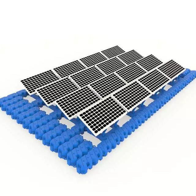 MG Solar Panel Floating Mounting Structure solar floating system