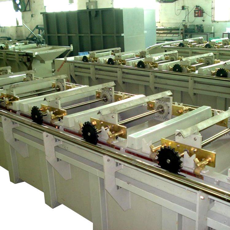 Trung Quốc Nhà Máy Hoàn Toàn Tự Động Đồng/Nickel/Chrome/Kẽm/Bạc Mạ Mạ Điện Dây Chuyền Sản Xuất Mạ Điện Máy