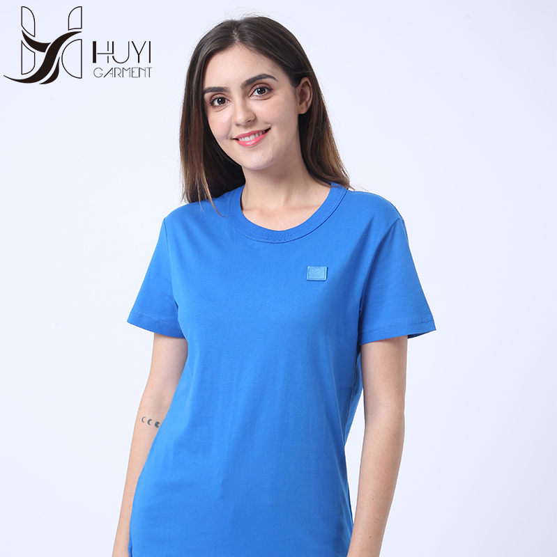 Loisirs Simple Style Meilleur Vente Dames Design De Mode Femme T-Shirt Femme T-shirts