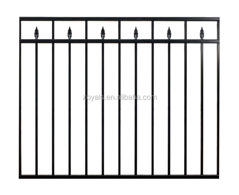 house gate designs and Wrought iron fence / Steel fence