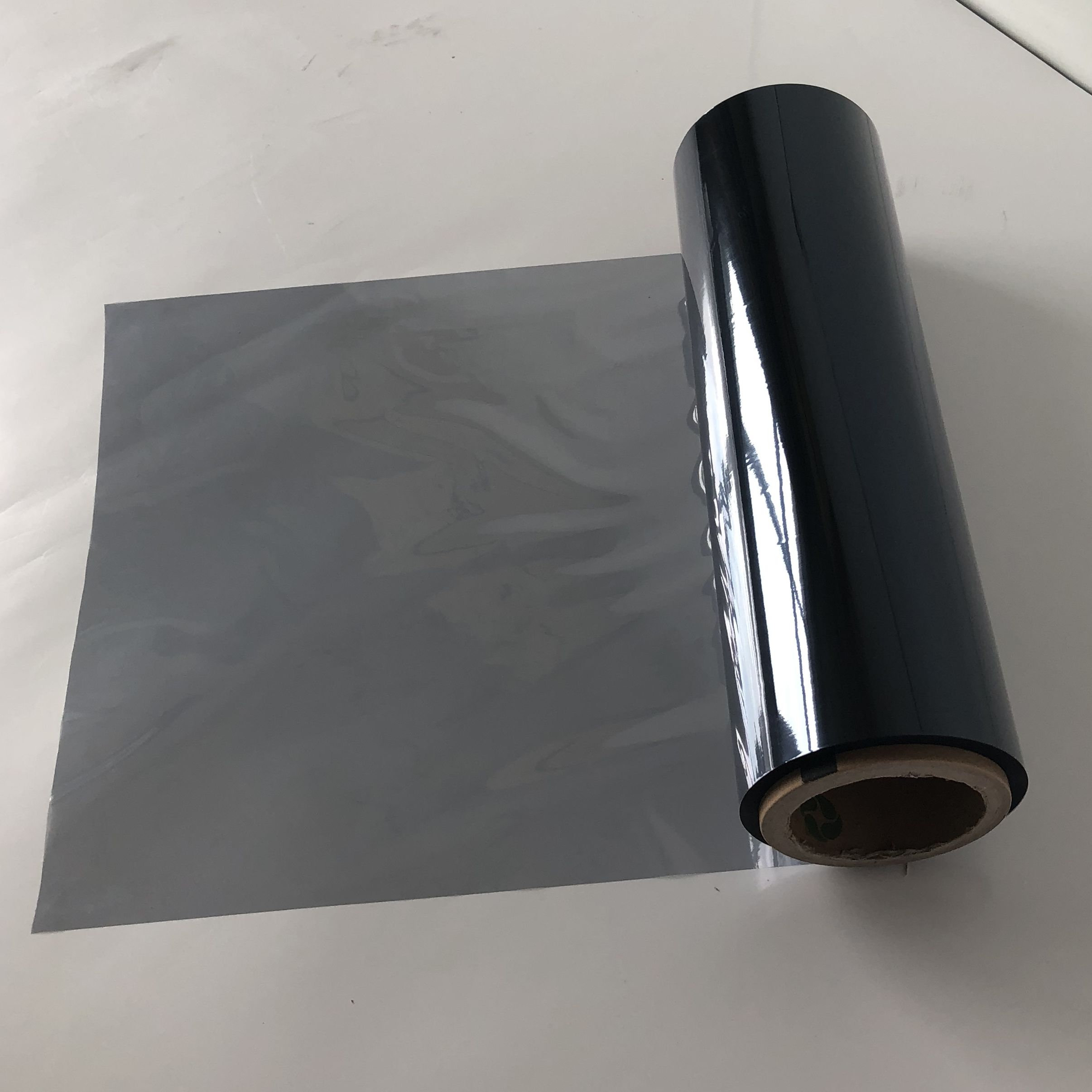 12mic metallized aluminum pet semi film