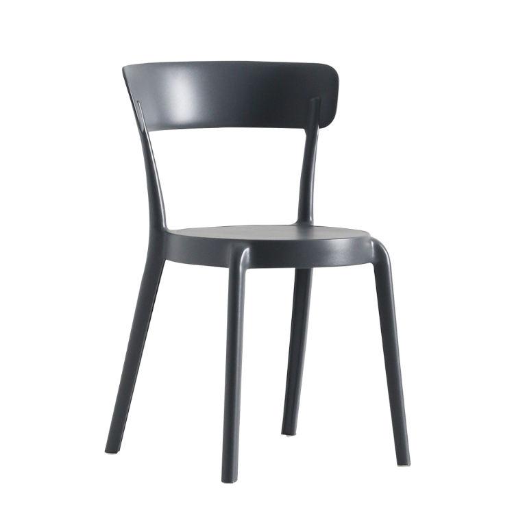 Moderne designer club cafe restaurant parlour lounge möbel tisch kunststoff stuhl