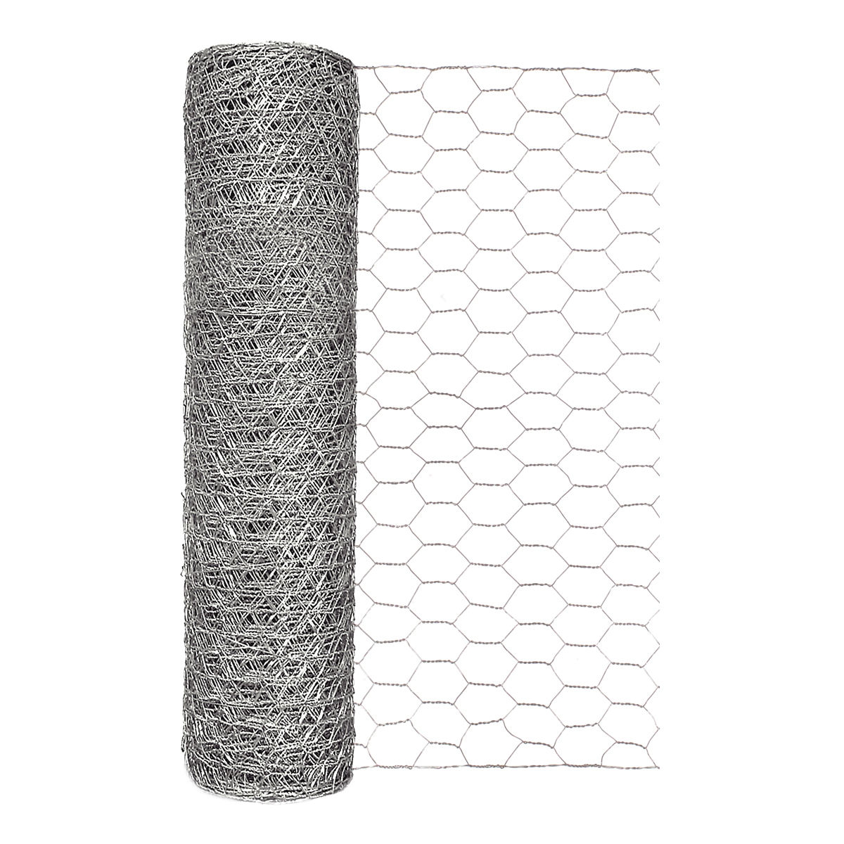 Galvanized Hexagonal Wire Netting Chicken Wire Mesh 25ミリメートルMesh Size