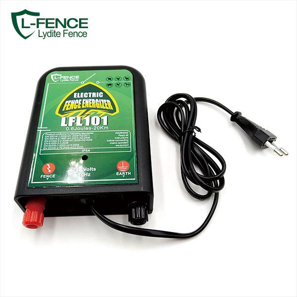 Lydite AC poder energizador de cerca elétrica com sistema amplamente utilizado para criação de animais fazenda