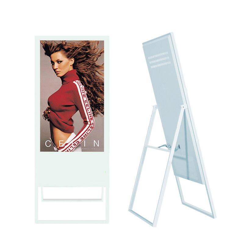 Produits compétitifs 32 pouces Affichage de Carte De Menu Machine D'affiche Pour La Vente Au Détail/Magasin Magasins