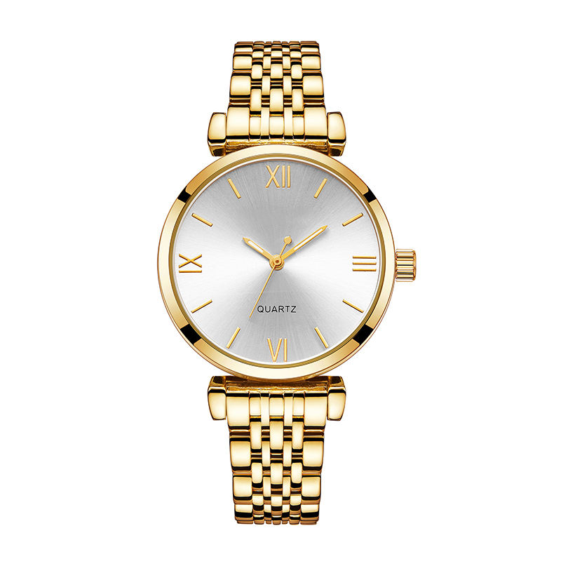 Custom luxury watch high quality low moq logo swiss quartz watches