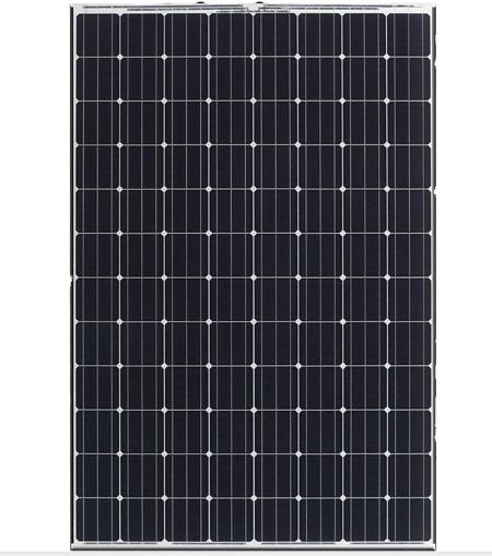 Solar fotovoltaica más grande 25 años de garantía de 48 voltios monocristalino 500w paneles solares