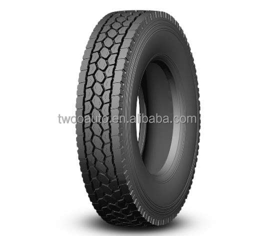 High Quality Rubber Tire ANSU Truck Tire 11R 22.5 BYA682 With Good Price