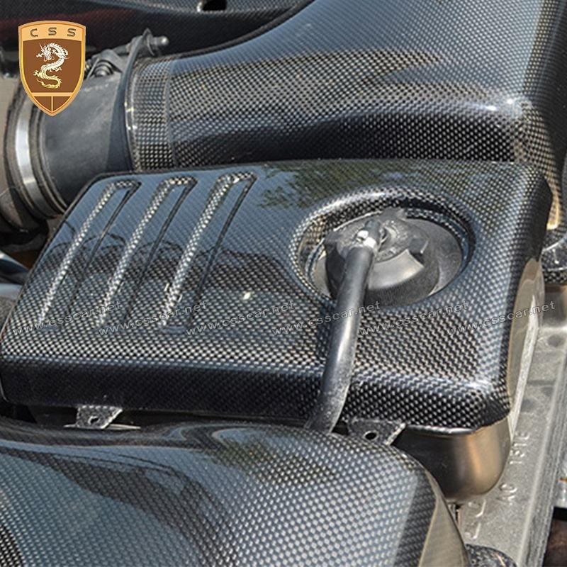 أحدث نموذج جديد اكسسوارات السيارات الكربون الألياف غطاء المحرك مزلاج غطاء ل فر rari 430