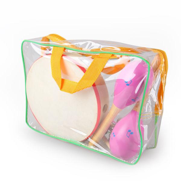Модный Подарок для ребенка/для детей развивающие Музыкальные инструменты игрушки набор ударных набор детские игрушки набор