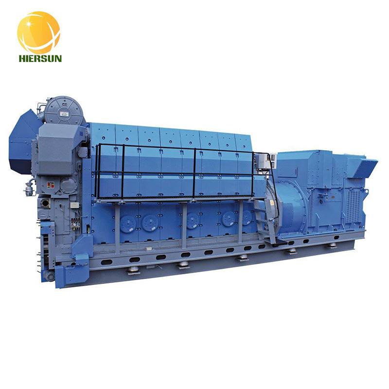 Hfo Máy Phát Điện 1 Mw 30 MW Powered By Người Đàn Ông Hyundai Động Cơ