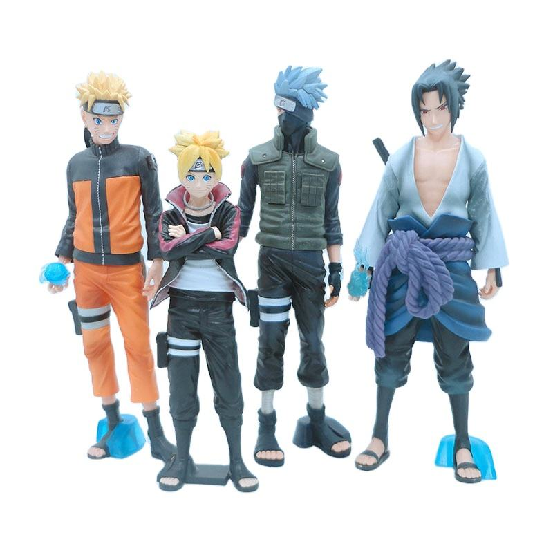 high quality pvc Anime Heroes Figure Naruto Action Figures